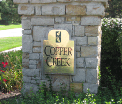 Copper Creek Subdivision