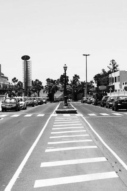 LA FOTO DE HOY: Corralejo en BN 1