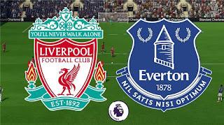 مباراة ليفربول وإيفرتون مباشر 17-10-2020 والقنوات الناقلة ضمن الدوري الإنجليزي