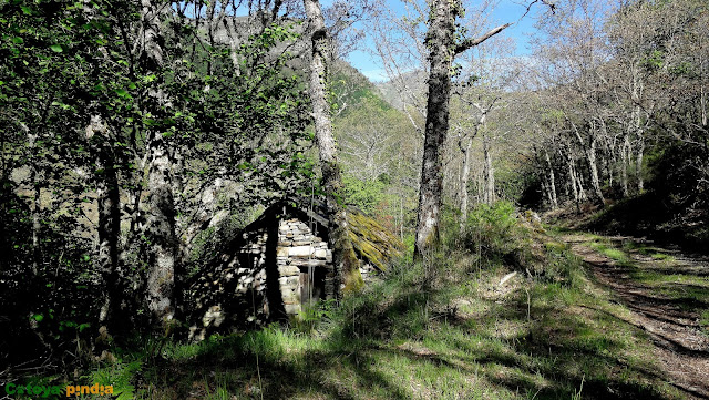 Ruta circular al Pico Mostellar y Lagos desde Burbia en León