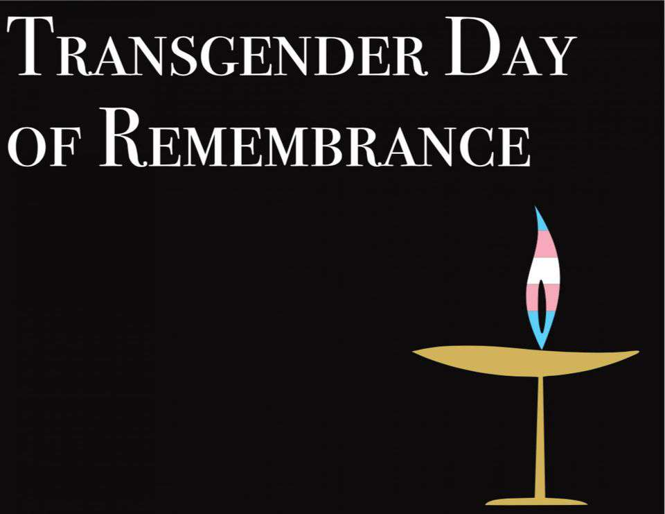 Transgender Day of Remembrance Wishes Awesome Picture