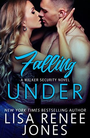 Falling Under by Lisa Renee Jones