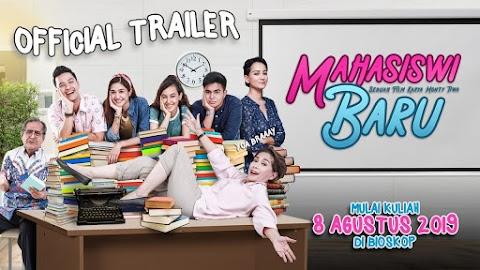Lucunya Trailer Film Mahasiswi Baru - Drama Komedi