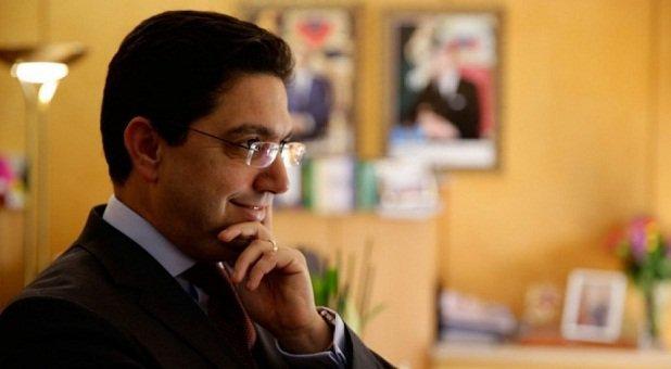 """ناصر بوريطة: علاقات المغرب والجزائر الدبلوماسية """"متوقفة"""" منذ سبع سنوات"""