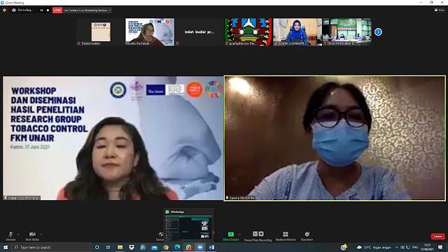Beban Penyakit Akibat Rokok di Jawa Timur