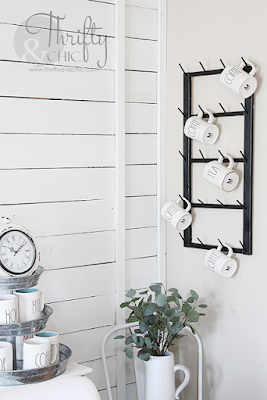 http://www.thriftyandchic.com/2017/02/diy-coffee-cup-display-rack.html