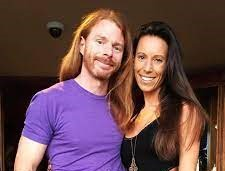 Jp Sears With His Wife