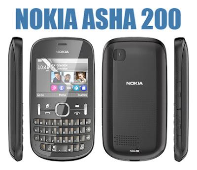Firmware Nokia 200 RM-761 v11.56 Apac
