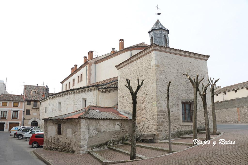 Capilla de santo Tomé de Cuéllar