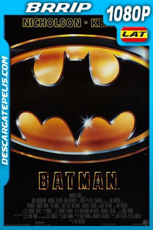 Batman (1989) 1080p BRrip Latino – Ingles
