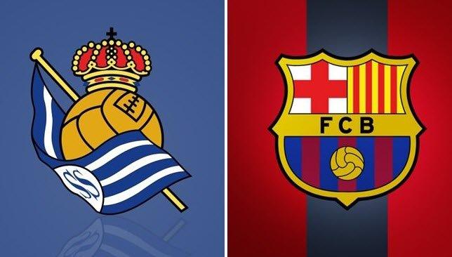 مشاهدة مباراة برشلونة وريال سوسيداد بث مباشر اليوم في الدوري الإسباني