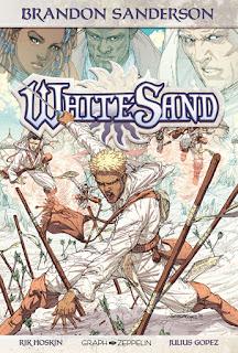 White Sand tome 1 - un comics des éditions Graph Zeppelin