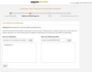 amazon-affiliate-website-mobile-app