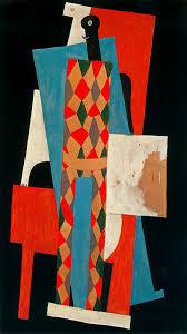 Arlequín, Picasso