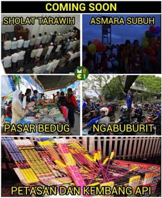 20 Meme Sambut Bulan Ramadhan Yang Gokil Abis