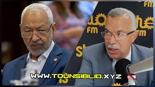 (بالفيديو) نور الدين البحيري: من اجل مصلحة تونس و توانسة انا مع بقاء راشد الغنوشي على رأس حركة النهضة