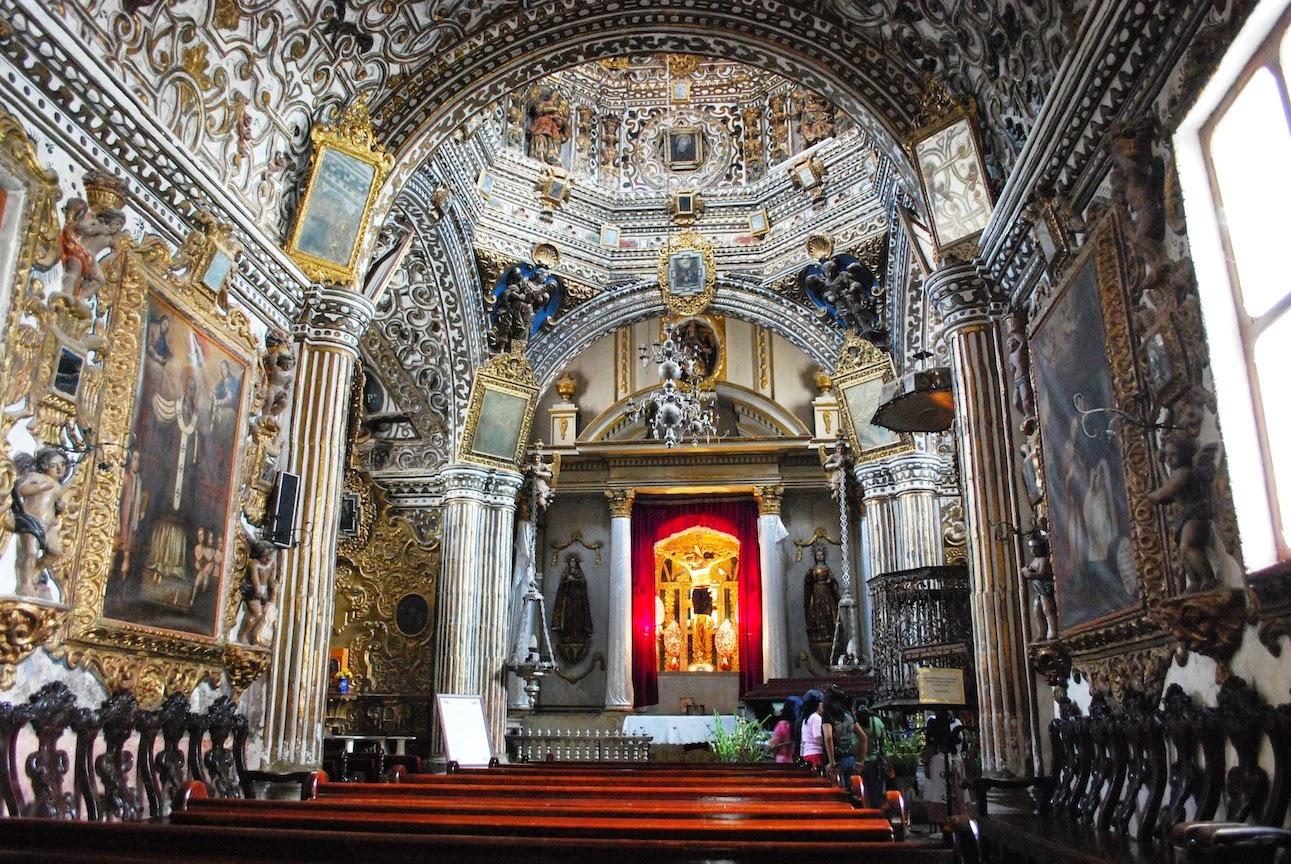 Octagonal Houses Colonialmexico Oaxaca Treasures Of Tlacolula The Silver