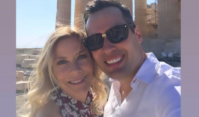 The Bold and the Beautiful's Katherine Kelly Lang Shares Photos of Her Trip to Greece!!