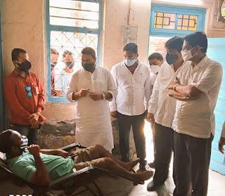 चांदीवली के रक्तदान शिविर में 159 रक्तदाताओं ने किया रक्तदान | #NayaSaberaNetwork