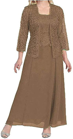 Cheap Brown Mother of The Bride Dresses