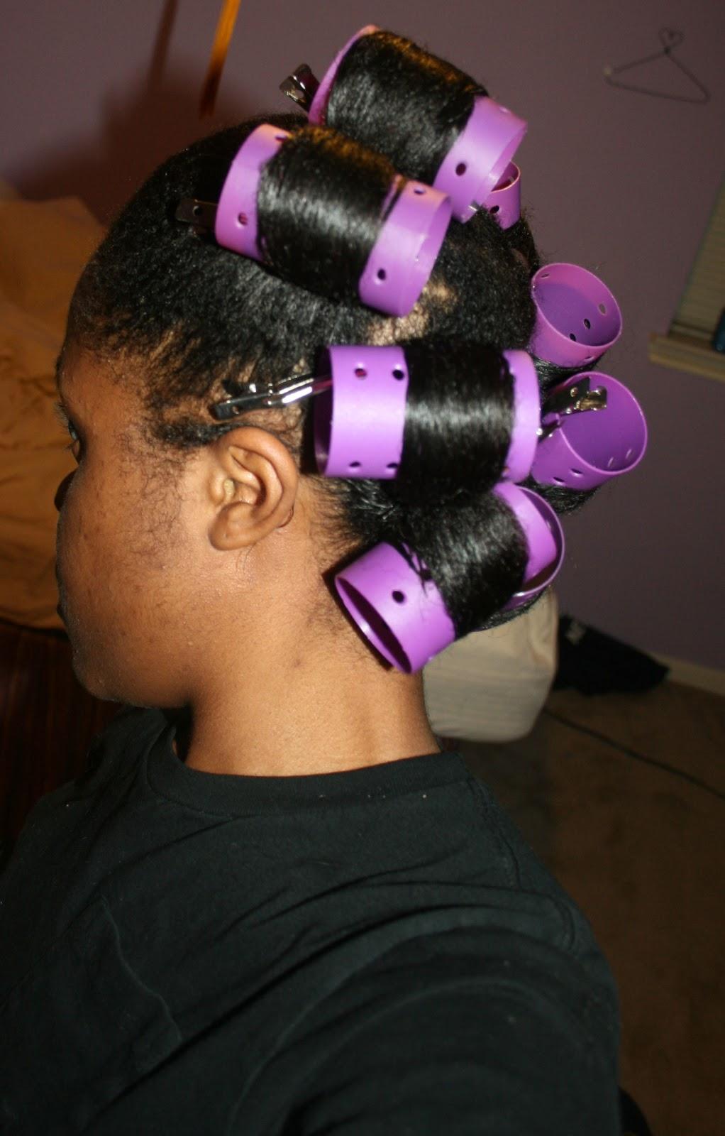 Tiajonay: Kinky Coily Natural Hair: Transitioning Hair Styles
