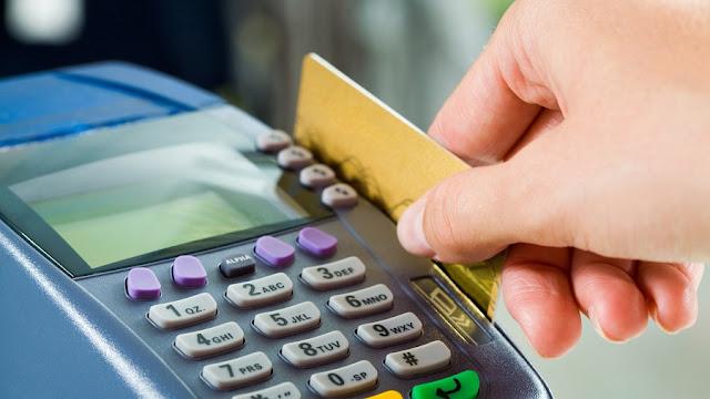 Usando o cartão de crédito em Córdoba