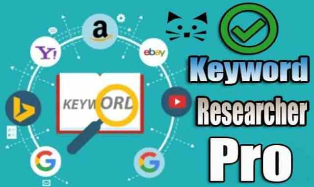تحميل وتفعيل برنامج Keyword Researcher Pro 13.161 عملاق البحث عن الكلمات المفتاحية