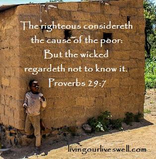 Proverbs 29:7