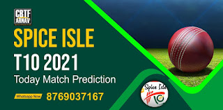 Bay Leaf Blasters vs Clove Challengers 23rd Match Spice Isle T10 100% Sure Match Prediction