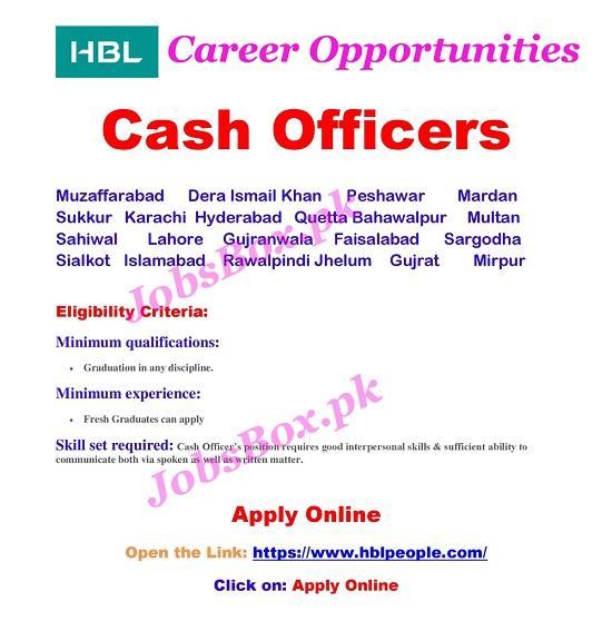 habib-bank-limited-hbl-cash-officer-jobs-2021