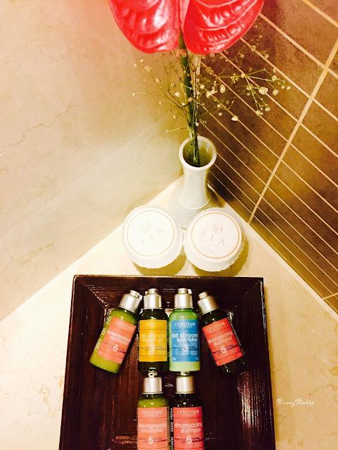 l'occitane şampuan duş jeli kremler