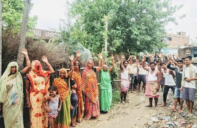 नारायण दास पर ग्रामीणों ने लगा दिए गंभीर आरोप, बीडीओ ने कहा, होगी जांच