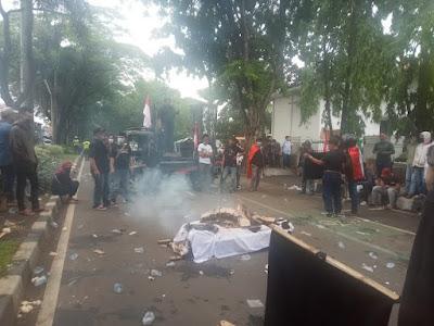 Pengadilan Negri Tangerang Ingkar Janji Pada Masyarakat Cipete-Kunciran, Korantangsel.com
