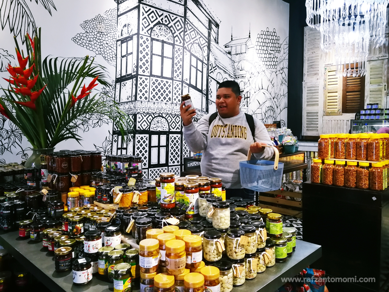 Perlis Week Di Foodmarket™ Pada 12 Disember hingga 16 Disember 2018!
