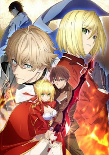 Fate/Extra: Last Encore - Illustrias Tendousetsu Audio Latino