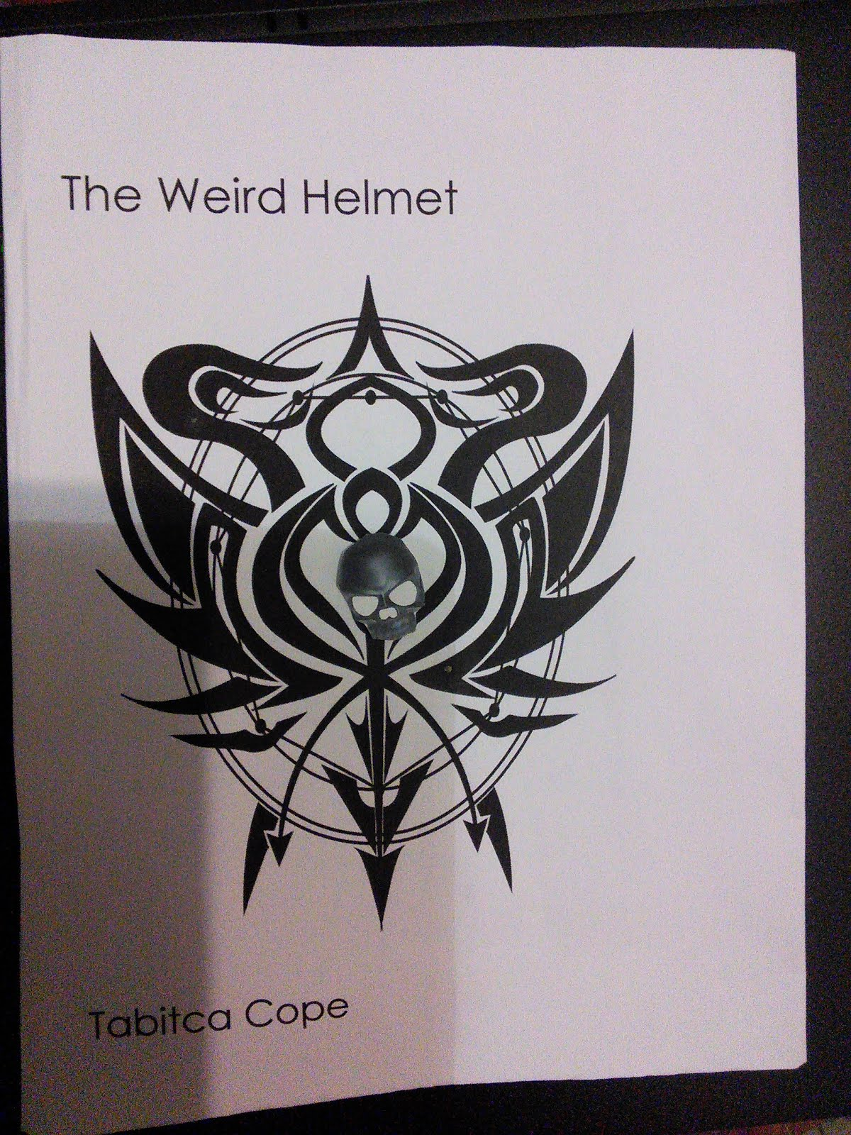 The Weird Helmet