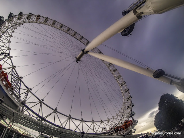 London Eye, ou Roda Gigante do Milênio