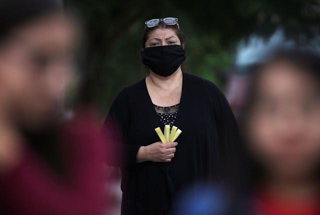 México registra dos mil 439 casos positivos de coronavirus y 125 muertos