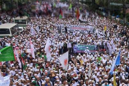 Allah Yang Menitipkan Harta ke Kantung-kantung Mereka Yang Hendak Aksi di Jakarta