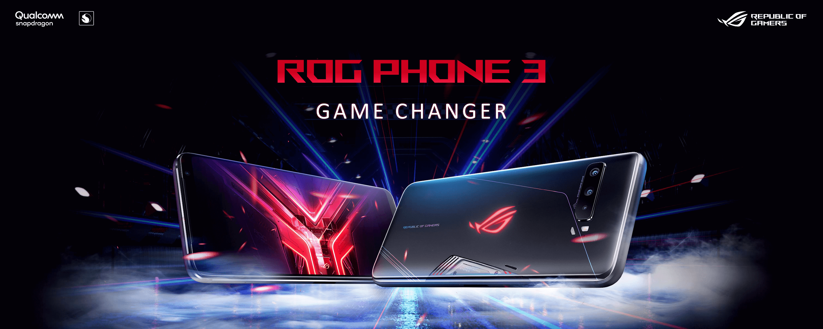 Asus ROG Phone 3 Game Changer