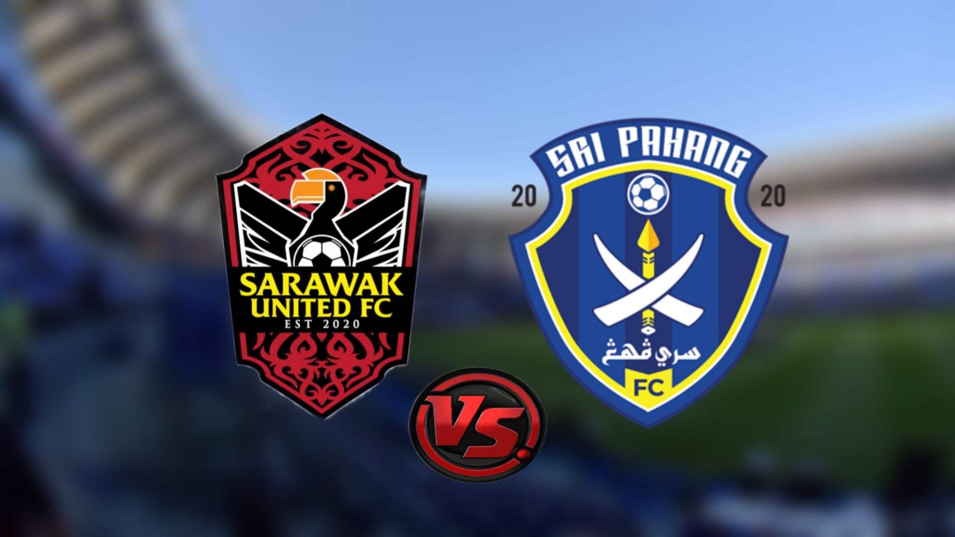 Live Streaming Sarawak United FC vs Sri Pahang FC Piala Malaysia 29.9.2021