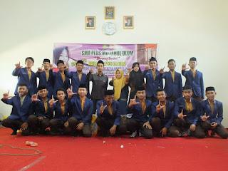 SMA Plus Miftahul Ulum Gelar Bincang Santai Bareng Alumni