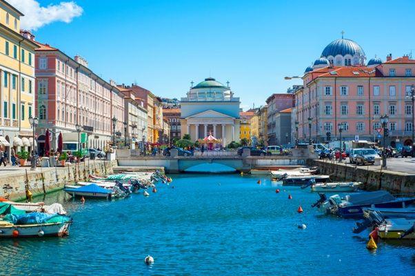 Año Nuevo en Trieste, la ciudad que pudo ser causa de la 3ª Guerra Mundial