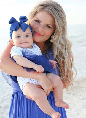 Erin Paine and Everly Paine