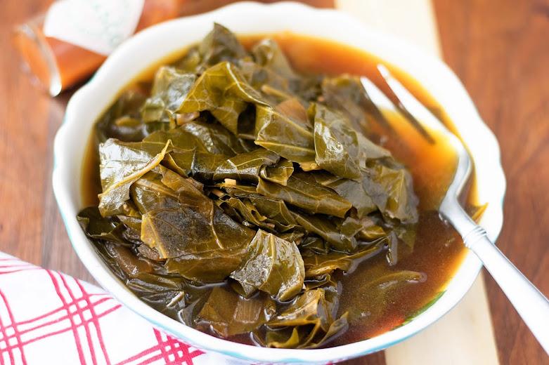 Easy Vegan Collard Greens Recipe