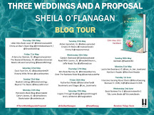 Three weddings and a Proposal Blog Tour