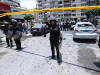 Ledakan Bom Tewaskan Tiga Tentara di Pinggir Jalan di Sinai Mesir