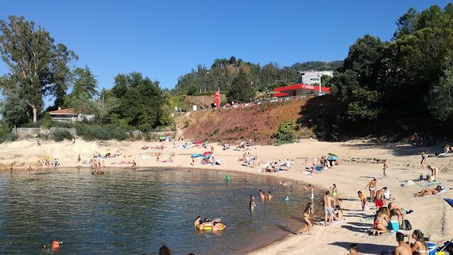 Praia Fluvial Vilar da Veiga
