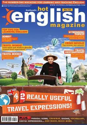 Hot English Magazine - Number 135