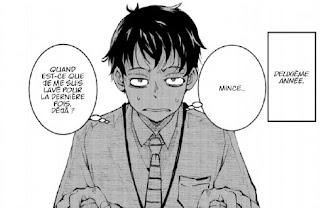Akira travaille dans une société esclavagiste depuis 3 ans